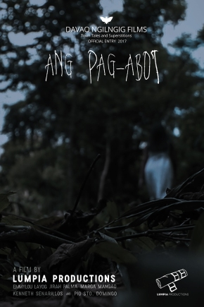 ANG PAG-ABOT by Lumpia Productions (Poster)
