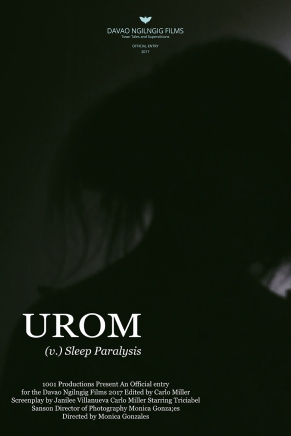 UROM by 1001 Productions (Poster)