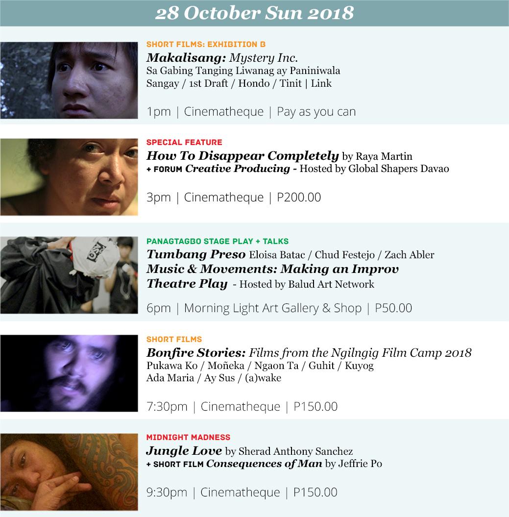 DNF18 Festival Guide (Website) 3