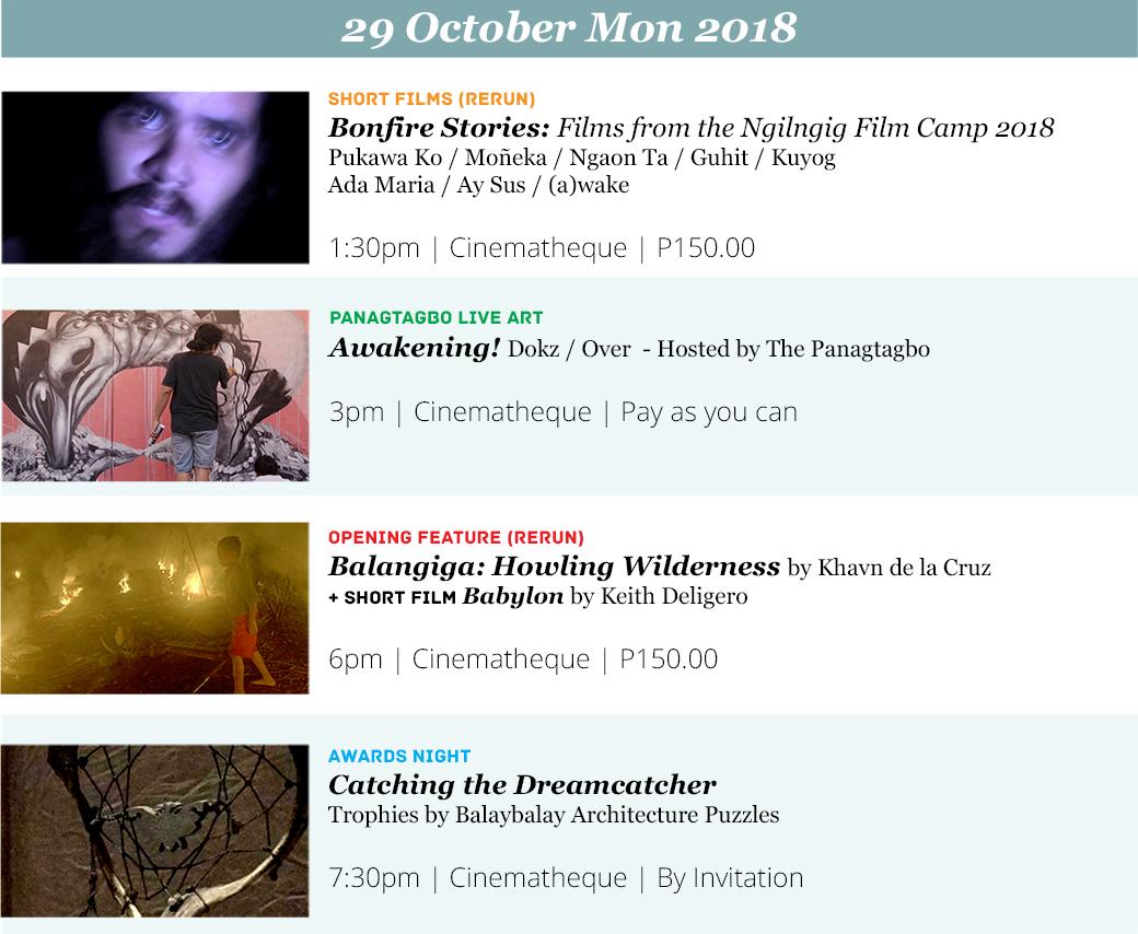 DNF18 Festival Guide (Website) 4