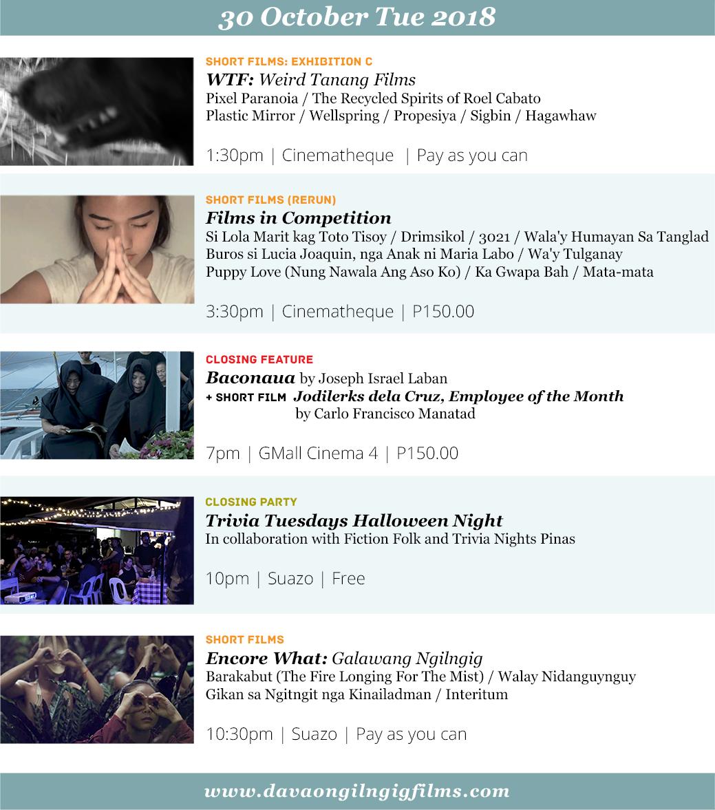 DNF18 Festival Guide (Website) 5
